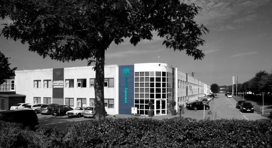 GlobalConnect, som har hovedsæde i Taastrup, køber sig ind i Hamborg. Foto: GlobalConnect