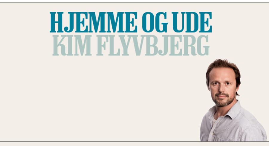 Kim Flyvbjerg. Foto: Linda Kastrup.