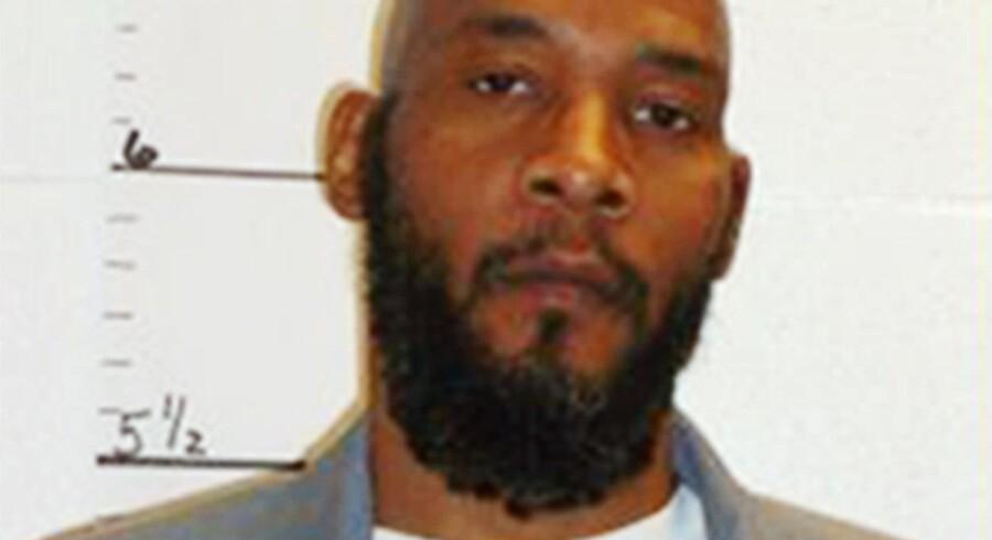 Guvernøren i Missouri har udsat henrettelse af den drabsdømte Marcellus Williams (foto). Ny dna-beviser skaber tvivl om han er skyldig. Scanpix/Arkiv