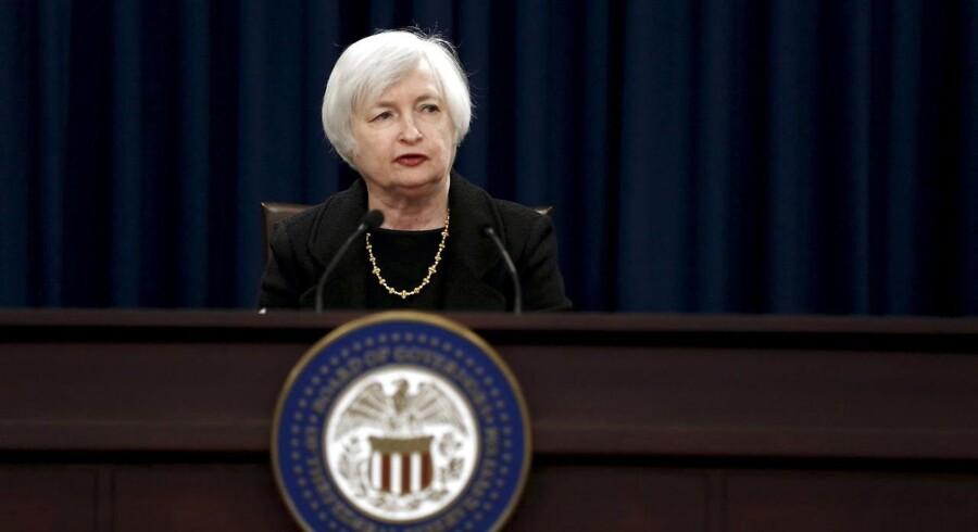 Den amerikansk centralbanks økonomiske sammenfatning af tilstanden i den amerikanske økonomi - Beige Book - peger på øget økonomisk vækst i september og begyndelsen af oktober.