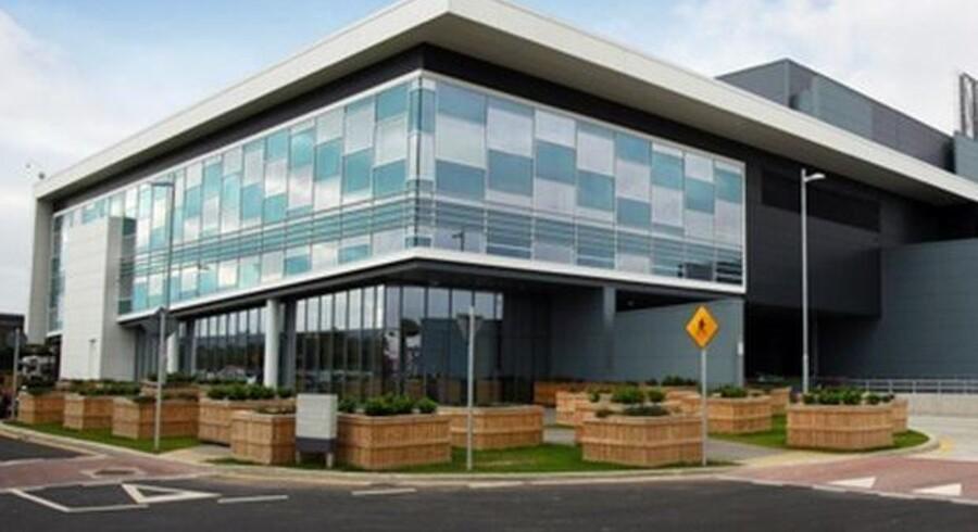 På serverne i Microsofts datacenter i Dublin i Irland ligger de data, som de amerikanske myndigheder nu på femte år kræver, at Microsoft udleverer, hvilket softwaregiganten nægter trods dommerkendelser. Arkivfoto: Microsoft