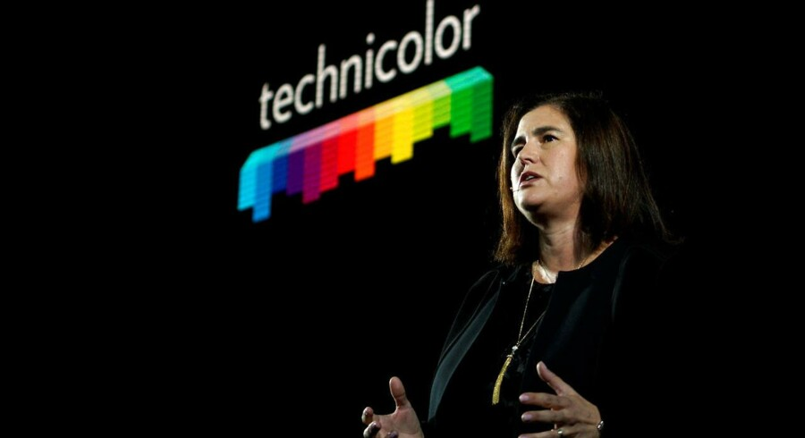 Sandra Carvalho, CMO for Technicolor.