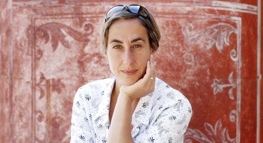 Den tyske forfatter Judith Hermann.