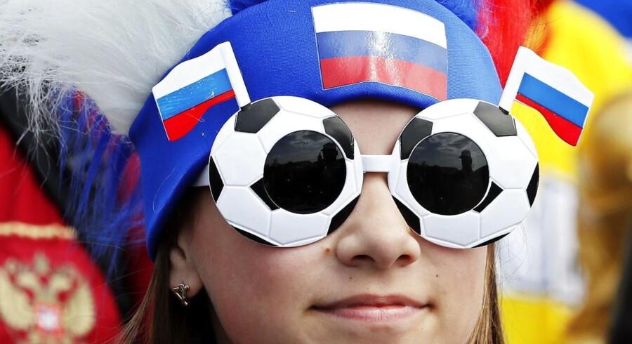 Der er VM i fobold i Rusland, og spiludbyderne på det danske marked har store forventninger.