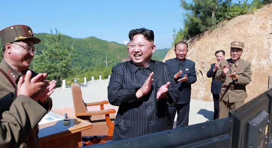 Nordkoreas leder Kim Jong-un har igen fået den konstante konflikt til at blusse op.