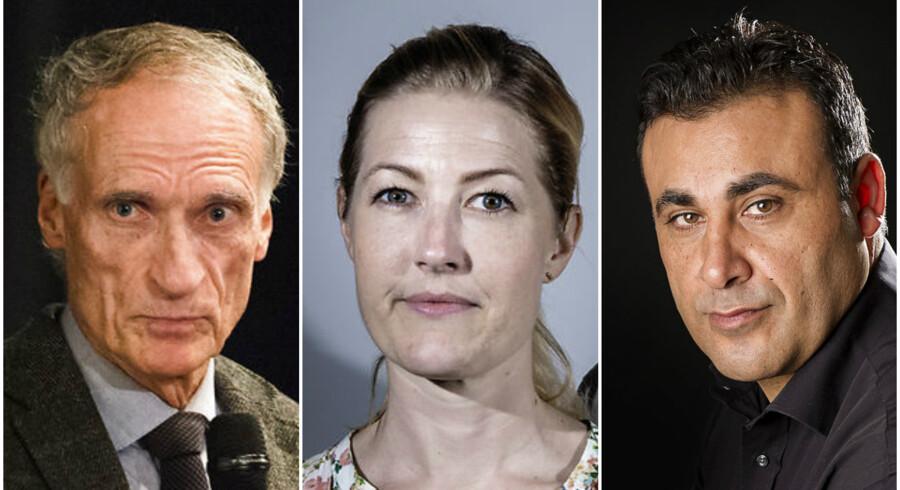 Foto: Olafur Steinar Gestsson, Thomas Lekfeldt, Claus Bech