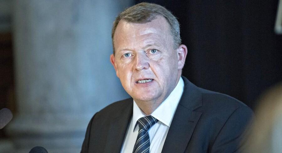 Arkivfoto. Statsministeren har bedt Rumæniens præsident om at løse problem, så fire udviste rumænere kan sendes hjem.