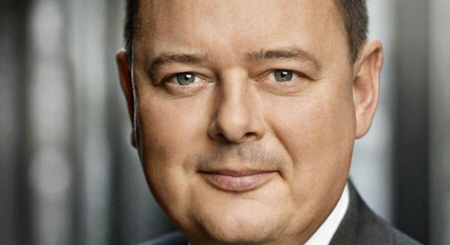 Karsten Mølgaard Jensen, Adm. direktør, Ase