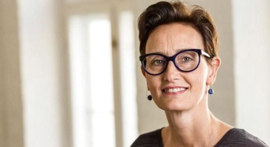 Seniorjurist i Forbrugerrådet Tænk, Anette Høyrup, mener, at Facebook bryder loven i deres omgang med dine oplysinger. PR-foto