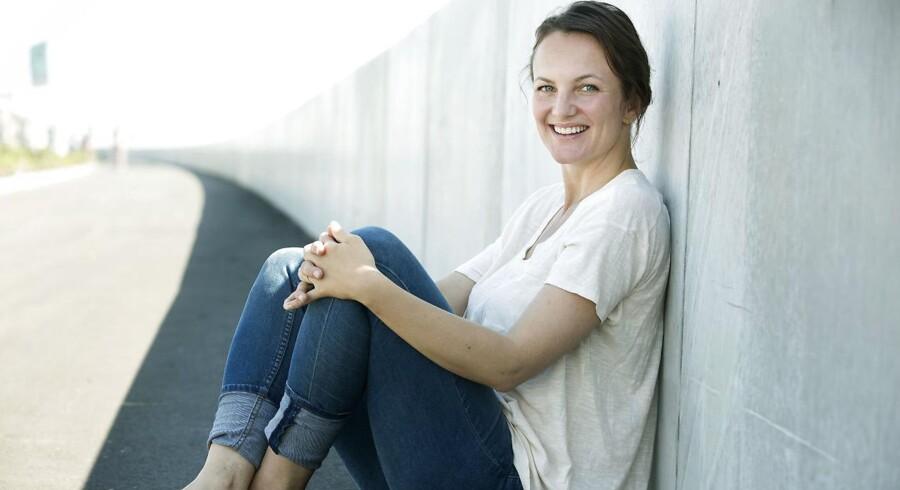 Karen Pallisgaard er journalist, yogalærer og forfatter til bogen »Langsom Livsstil«.