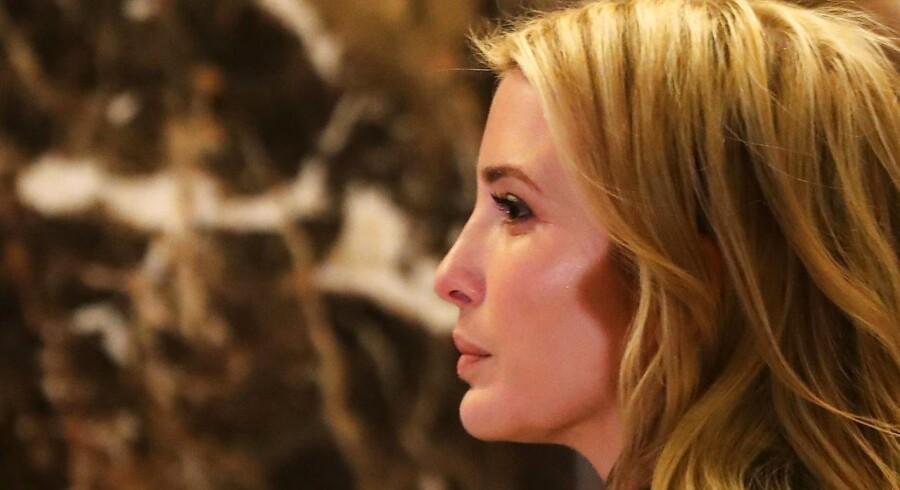 Ivanka Trump vil komme endnu mere i rampelyset, når hendes far bliver præsident. Men det bliver ikke uden problemer.