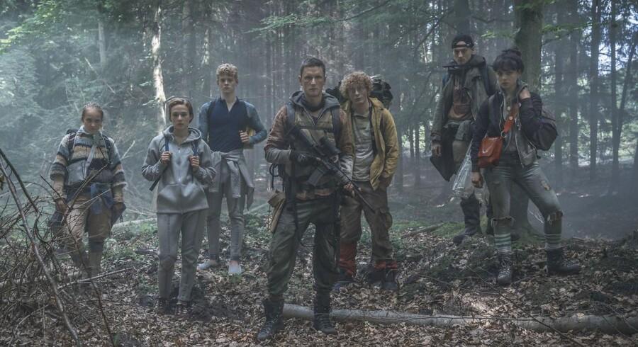 »The Rain« har premiere senere i år, og serien bliver den første Netflix-produktion, hvor skuespillerne taler dansk.