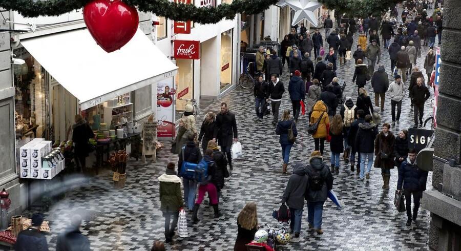 Arkivfoto. Nye tal fra Danmarks Statistik viser, at det ser bedre ud for den danske økonomi, end vi regner med. 3F afblæser vækstkrisen, men det er andre økonomer ikke enige i.