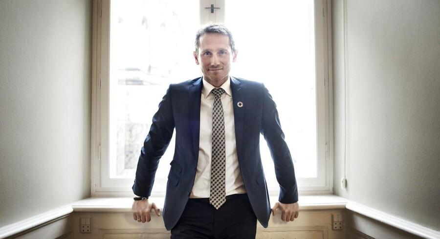 Det var meldingen tidligere på ugen fra finansminister og Venstre-næstformand Kristian Jensen i et interview med Berlingske.
