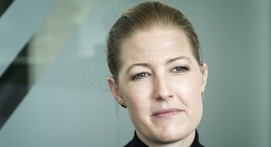 Fodbold er også for kvinder, siger Sofie Carsten Nielsen.