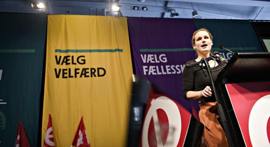 Pernille Skipper (Enhedslisten).