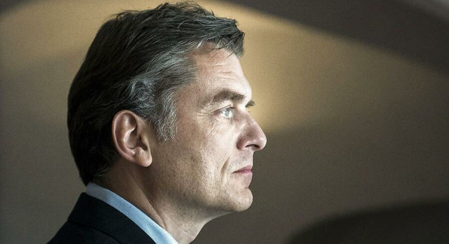Jan E. Jørgensen, MF for Venstre