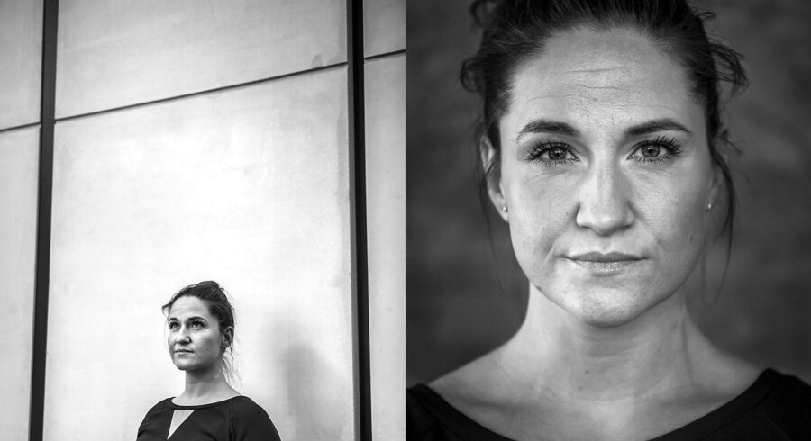 """Gertrud Thisted Højlund - journalist, radiovært og datter af Niels Højlund. Til """"Den demokratiske samtale""""."""