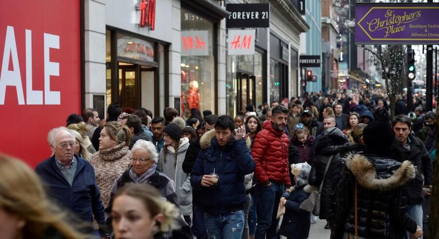 Det økonomiske opsving lever trods faldende PMI