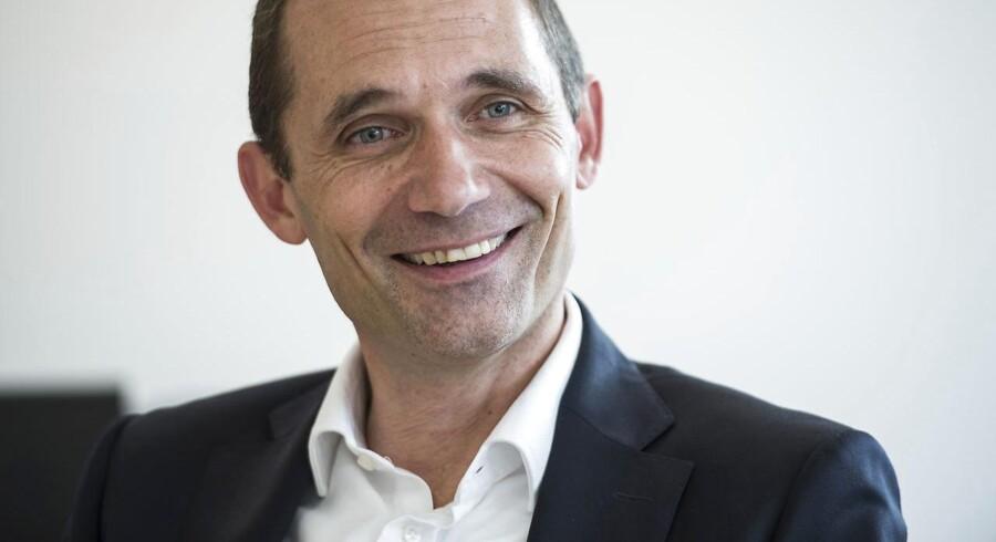 Solars direktør Anders Wilhjelm.