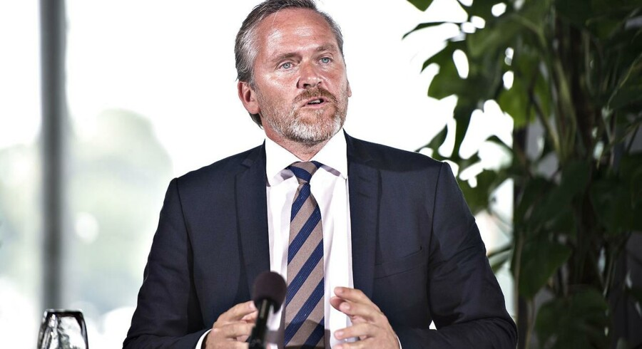 Anders Samuelsen (LA) kan på trods af en stormfuld periode pege på en række afgørende aftryk fra sin periode som udenrigsminister.