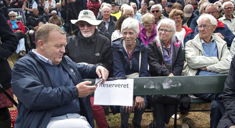 ARKIVFOTO 2016 af Folkemødet på Bornholm torsdag den 16. juni, 2016.