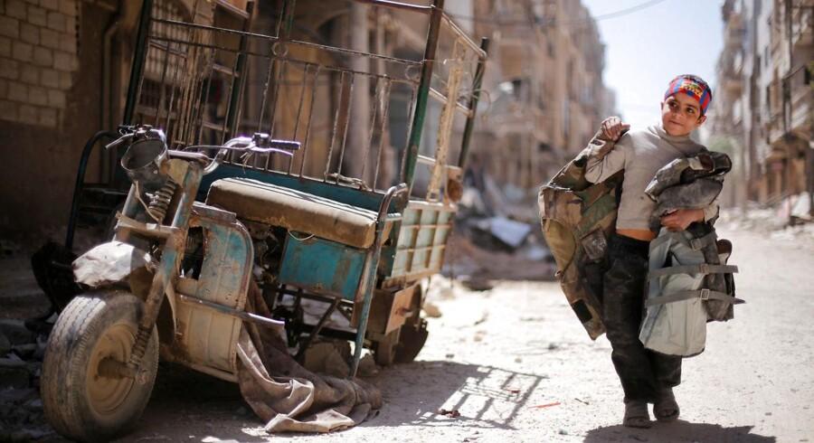 Ifølge det amerikanske udenrigsministerium er OPCW-eksperter ikke kommet ind i Douma, skriver Reuters.