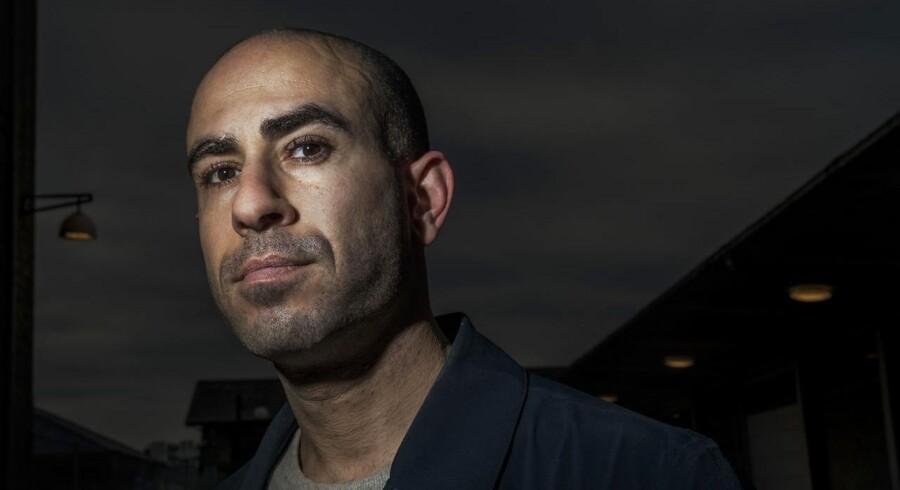 Journalist Abdel Aziz Mahmoud har fået en undskyldning fra Facebook, som skriver, at hans opslag blev fjernet ved en fejl.