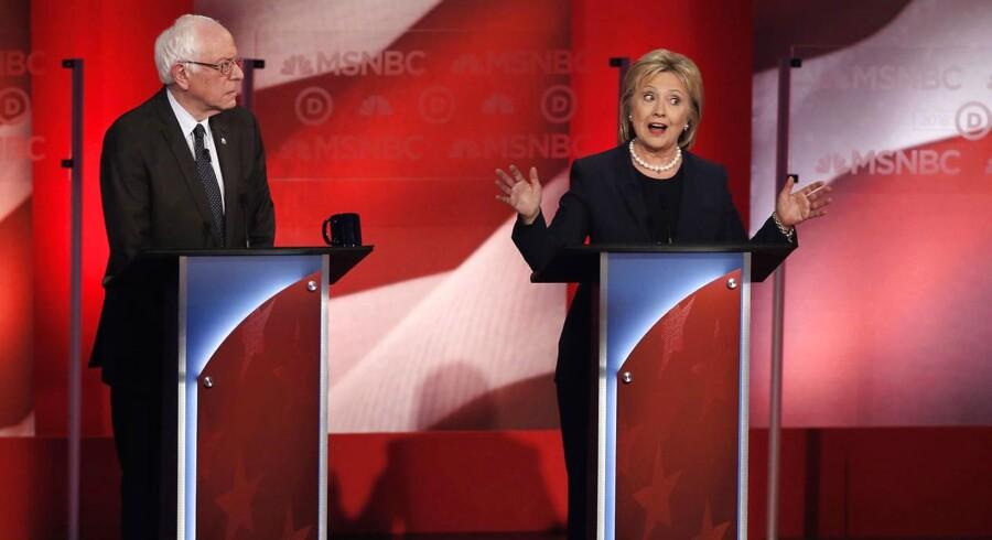 Drømmen om skattebetalt sundhed og universitetsgang er ikke realistisk, mener Clinton.