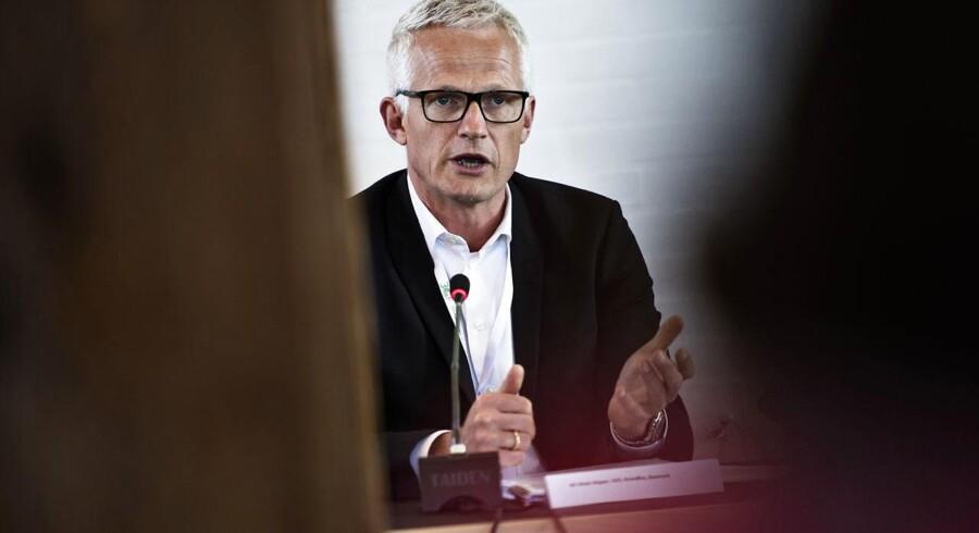 Direktør i Grundfos, Mads Nipper.