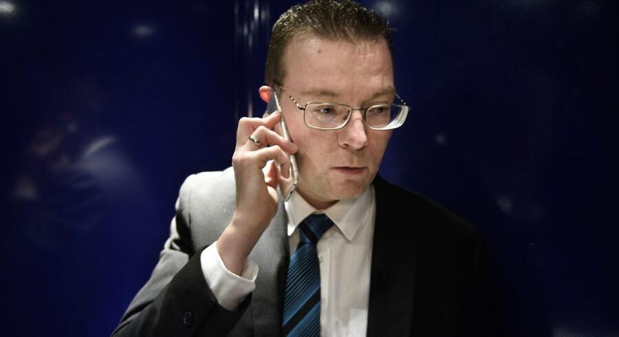 »Justitsministeren bestiller rigspolitichefen til det, som han skal sige. Sådan er virkeligheden,« siger DF-ordfører Kenneth Kristensen Berth om politiets advarsel om konsekvenserne af en dansk udtræden af Schengen-samarbejdet.