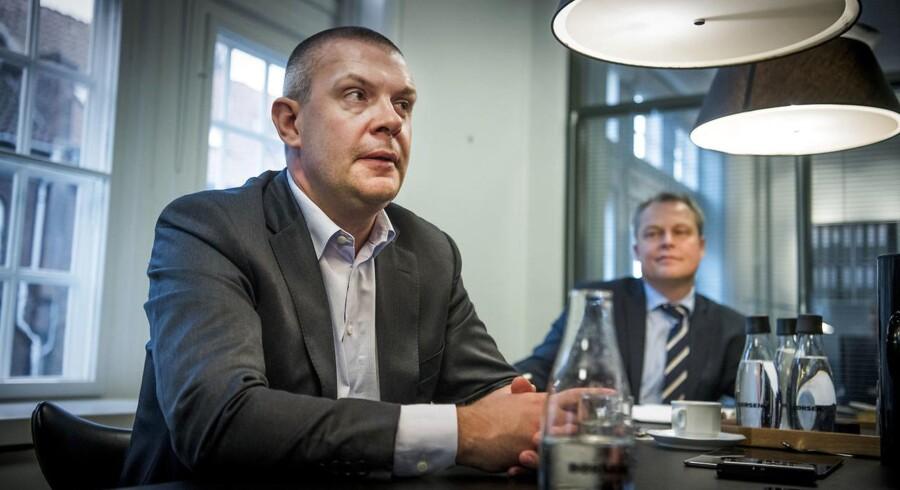 Tidligere finansminister Bjarne Corydon er ny ansvarshavende chefredaktør og administrerende direktør på dagbladet Børsen, hvor han tiltræder 1. januar.