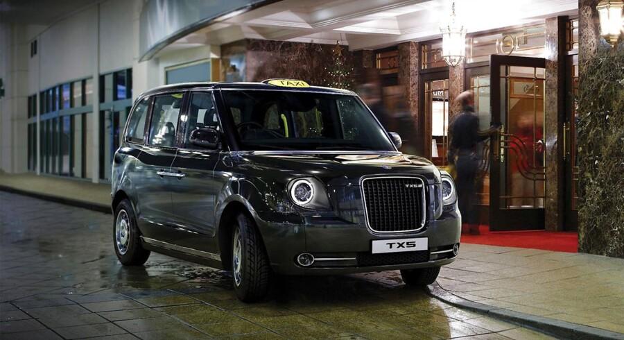 Fra den 1. januar 2018 skal alle nye taxier i London have en CO2-udledning under 50 gram per kilometer - og de skal primært køre på batteri