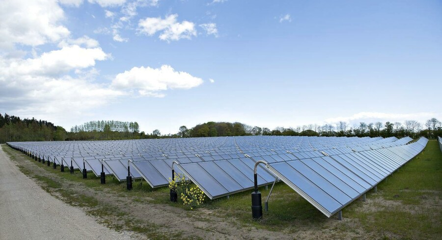 Flere danske rigmænd investerer i solenergi.
