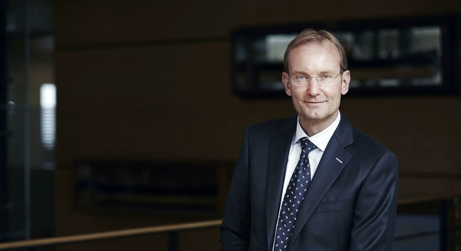 Niels Smedegaard -adm. direktør i DFDS
