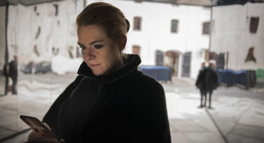 Integrationsminister Inger Støjberg lever med dødstrusler og livvagter døgnet rundt.