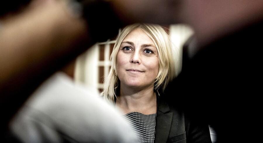 Socialdemokratiets retsordfører, Trine Bramsen, er medie-frustreret: »Det er ikke min mission at svine journalister til, men det er min mission at styrke det danske demokrati,« lyder det.