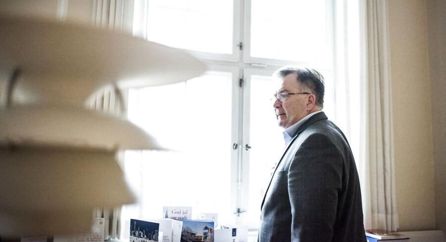 Arkivfoto: Forsvarsminister Claus Hjort Frederiksen.