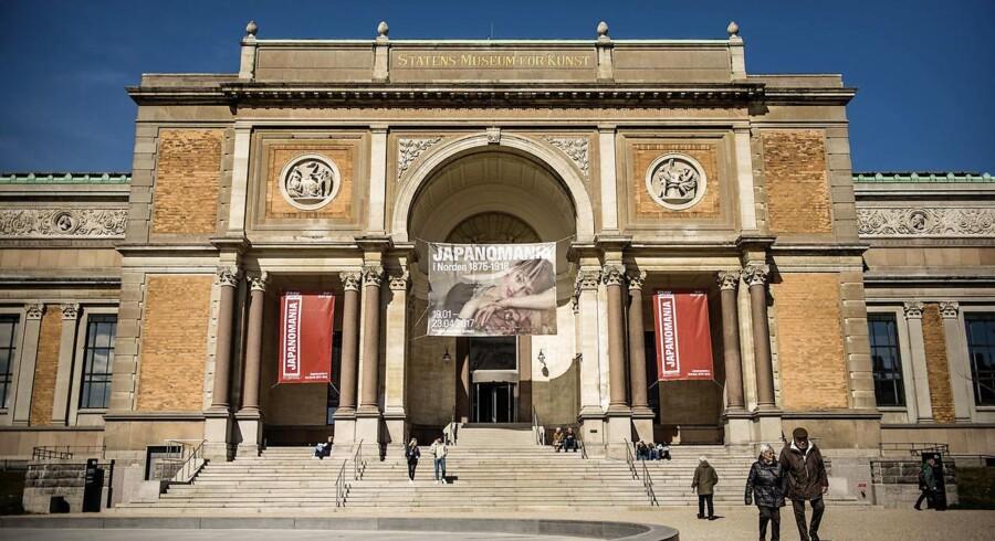 SMK. Statens Museum for Kunst, Sølvgade 48-50, 1307 København K.