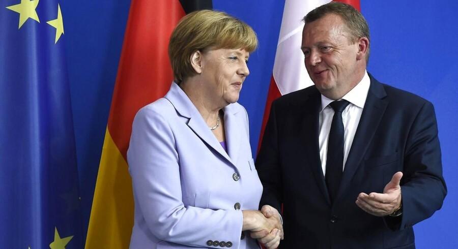 Tyskland og Frankrig har planer om en vidtrækkende reform af det europæiske samarbejde. Torsdag rejser Lars Løkke Rasmussen til Berlin for at diskutere Europas fremtid med kansler Merkel.