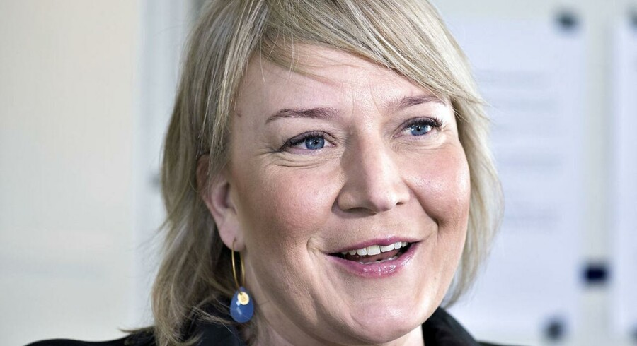 »Vi er formentlig klodens mest sårbare folk, når det handler om IT-sikkerhed,« mener retsordfører Christina Egelund fra Liberal Alliance.