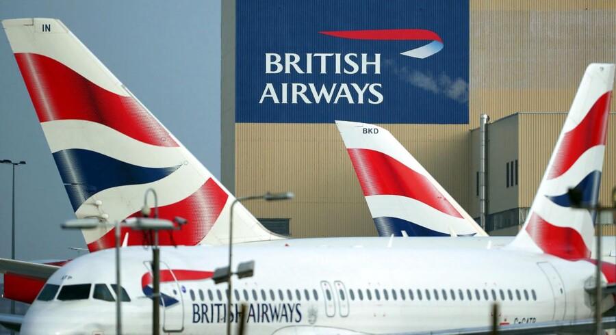 Omsætningen skuffede i første kvartal hos International Airlines Group, IAG, der ejer både British Airways og Iberia. Til gengæld overraskede selskabet med en indtjening, der var højere end ventet i samme periode.