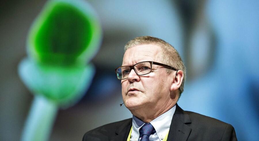 Nationalbankdirektør Lars Rohde (foto: Henning Bagger / Scanpix 2017)