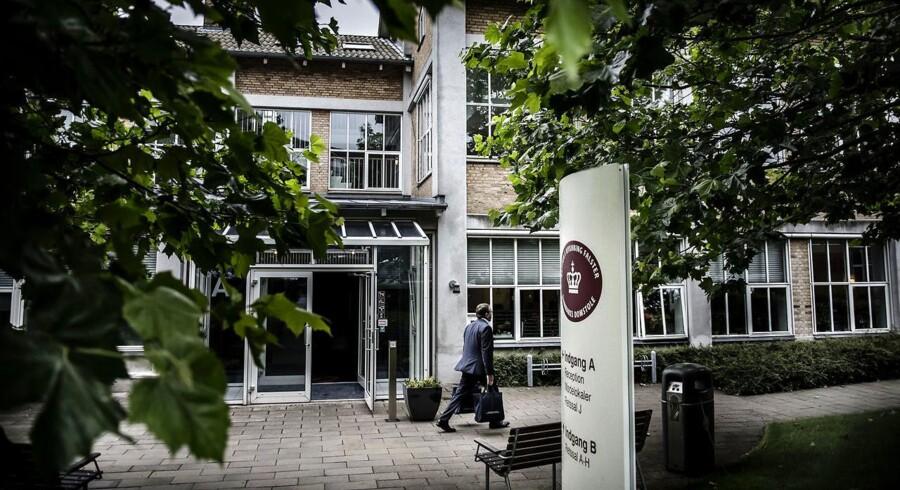 Arkivfoto. Retten i Nykøbing omgør Rigsadvokatens beslutning om at udlevere tidligere dødsfange til fængsel i Tyrkiet.