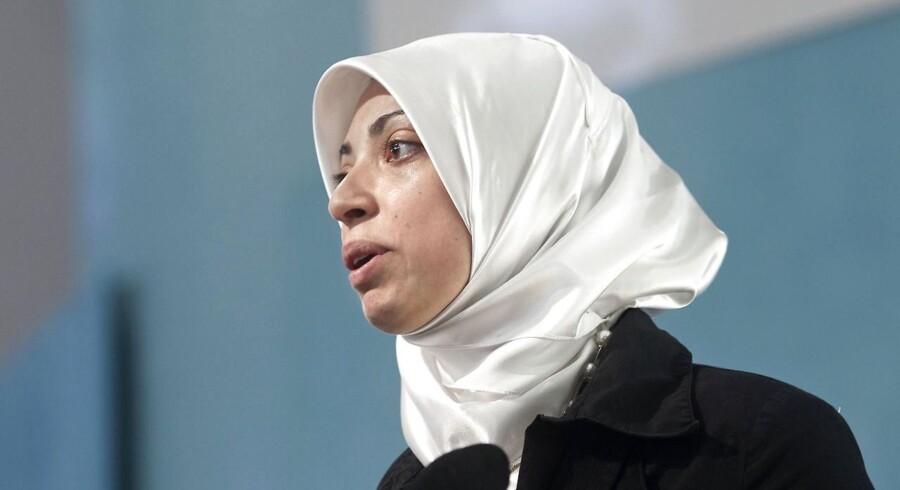 Asmaa Abdol Hamid.