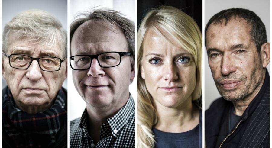 Foto: Jens Nørgaard Larsen, Thomas Lekfeldt og NIELS AHLMANN OLESEN.