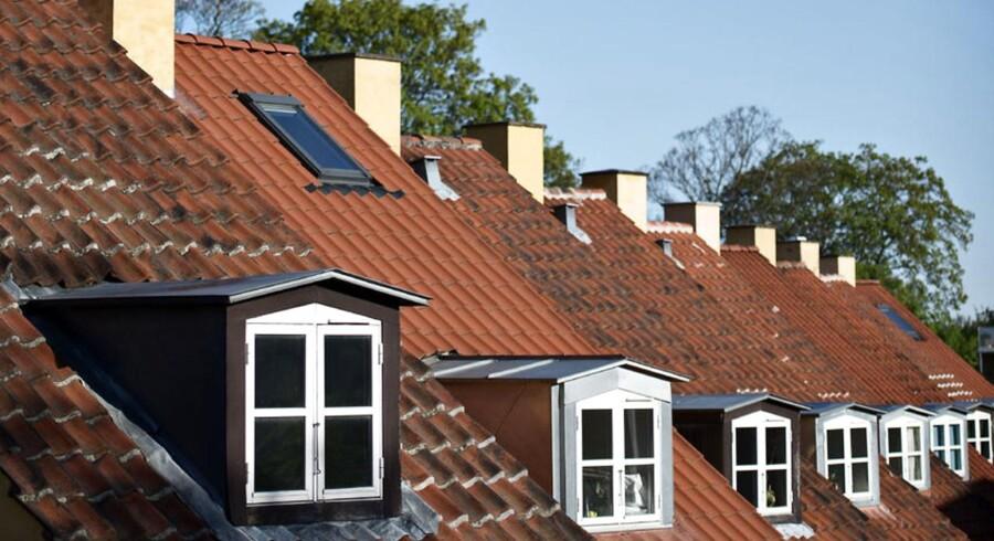 Bylderup-Bov og Østerbro er de steder i landet, hvor én kvadratmeter hus koster henholdsvis mindst og mest.