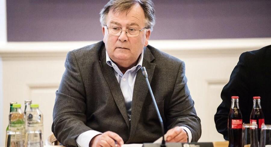 Arkivfoto. Danske soldater har mistanke om, at fanger på irakisk base torteres. Det er uacceptabelt, siger minister.