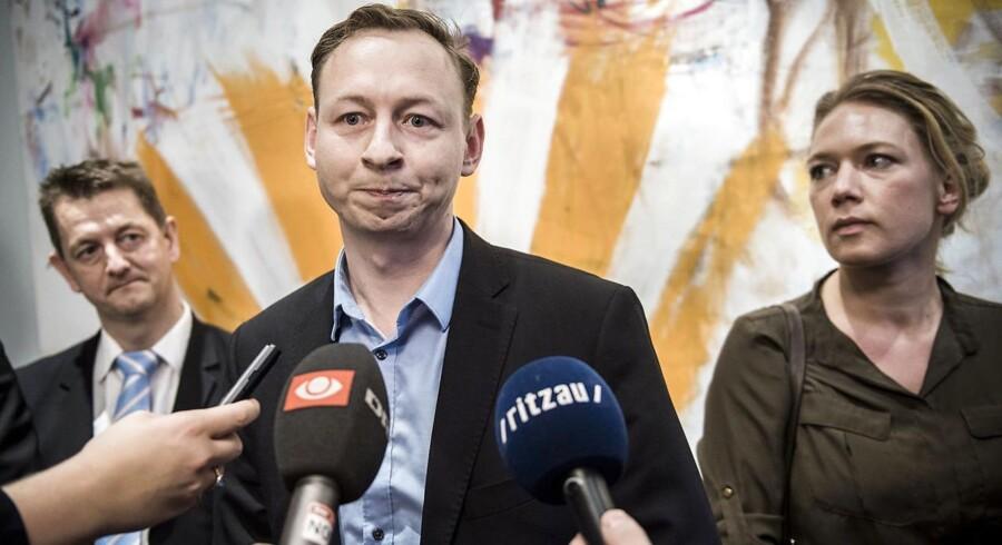 Anders Johansson fra De Konservative.