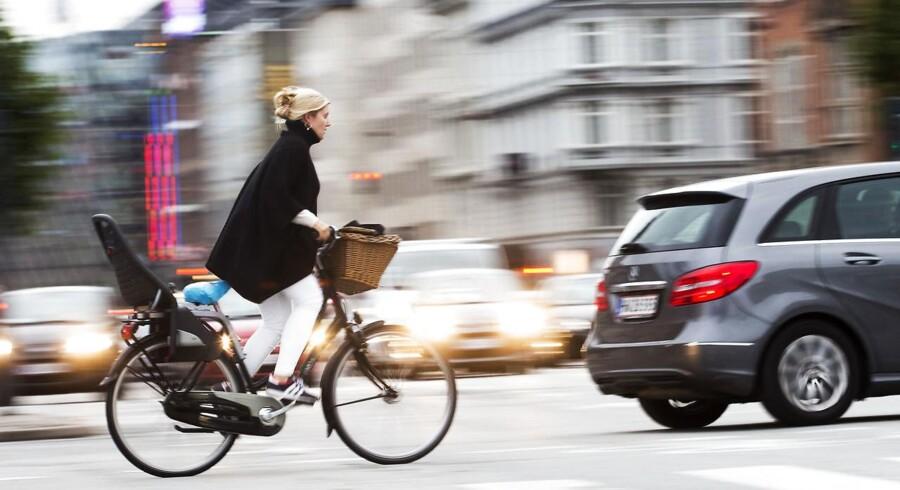 Luftforureningen i København forkorter hvert år op til 500 københavneres liv.
